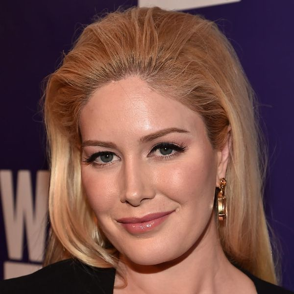 Heidi Montag Just Shared the Very First Photo of Baby Speidi