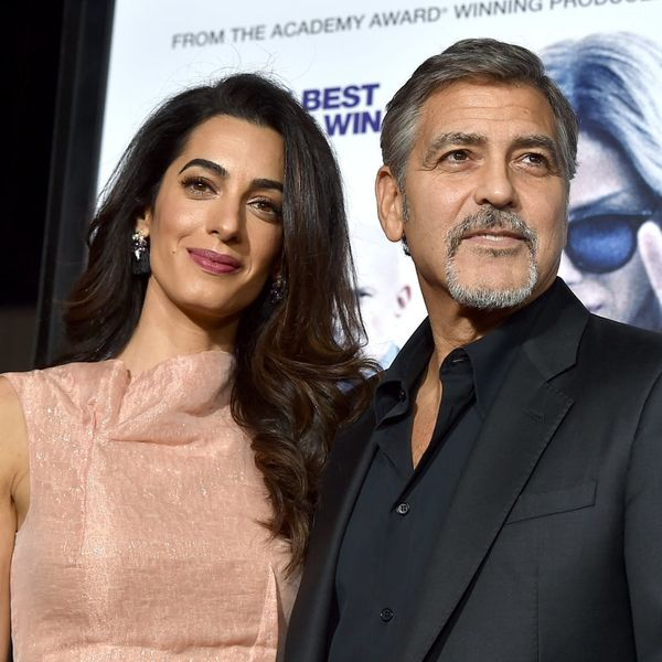 """Amal Clooney's Mom Says the New Parents Are """"So Happy, So Contented"""" With the Twins"""