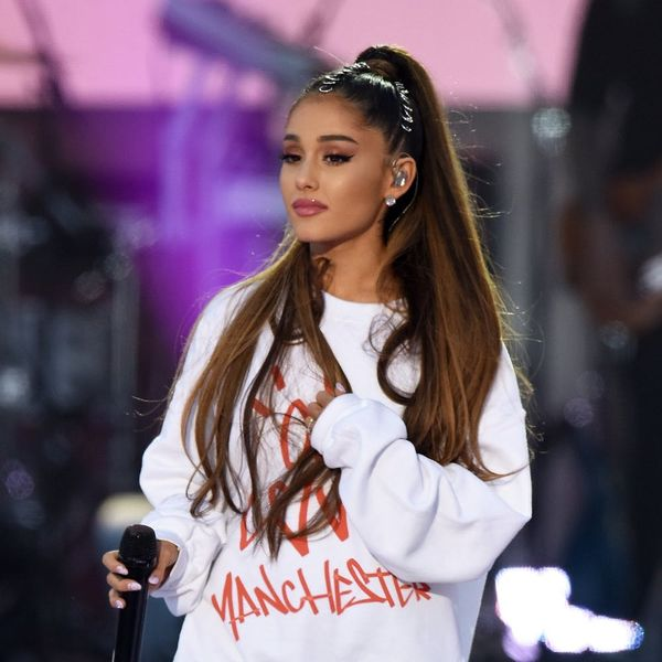 Ariana Grande's New Tattoo Honors the Victims of the Manchester Terror Attack