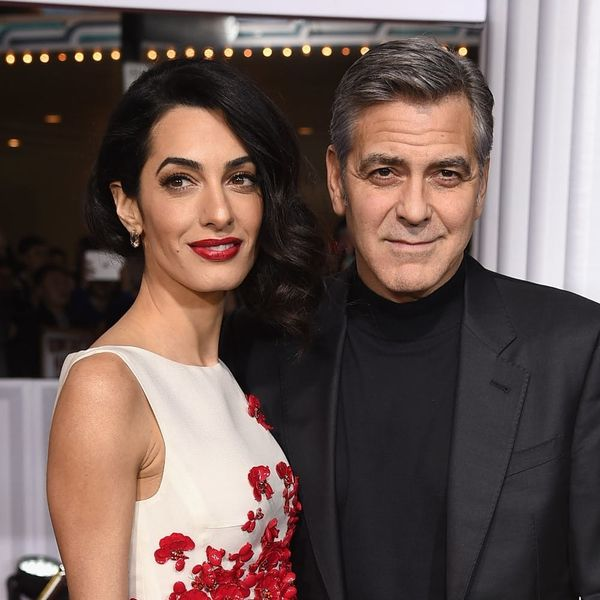 George Clooney's Dad Has Something Super Sweet to Say About Amal's Mothering Ways
