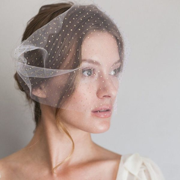9 Non-Traditional Wedding Veils on Etsy to Elevate Your Bridal Style