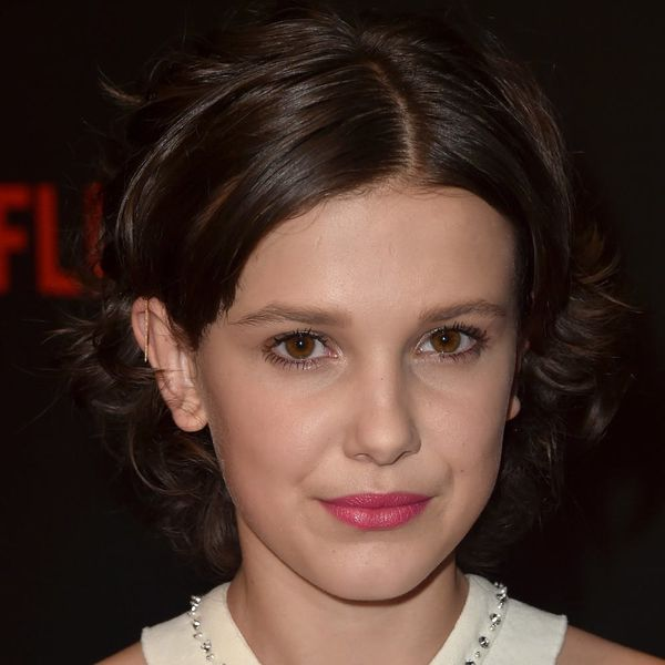 Millie Bobby Brown Just Wore *Those* Clear-Knee Topshop Jeans