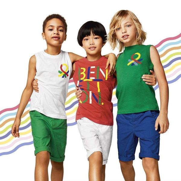 "Benetton's ""No Girls Allowed"" Comment Has the Internet Seriously Angry"