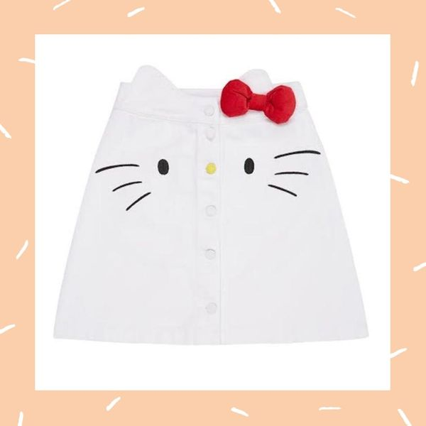 This Is the Hello Kitty Fashion Collab You'll Actually Want to Wear