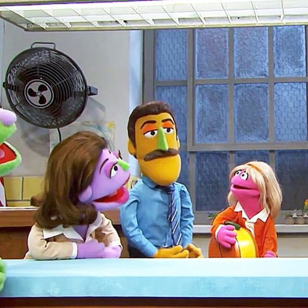 Sesame Street's Orange Is the New Black Parody Introduces Kids to the Ladies of Litchfield
