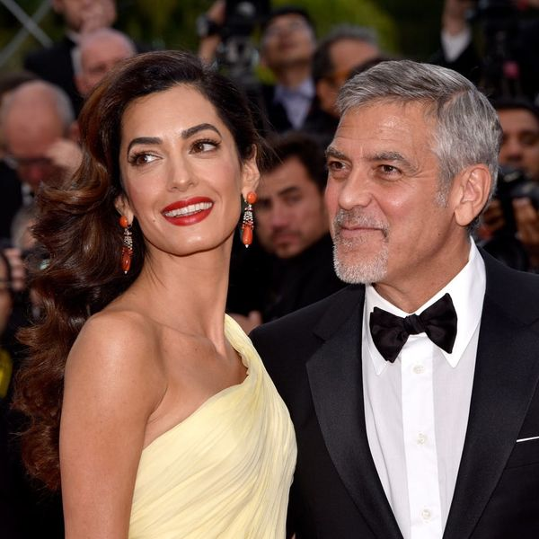 George and Amal Clooney Debuted Their Twins Over Skype and One Adorable Detail Was Revealed