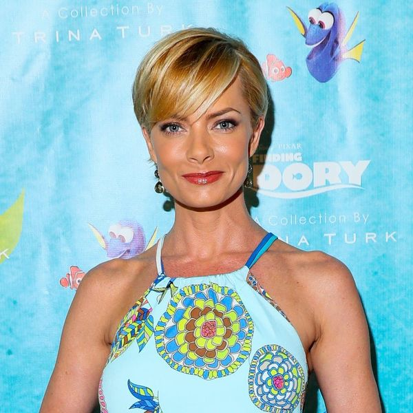 Jaime Pressly Reveals She's Pregnant and Having Twins