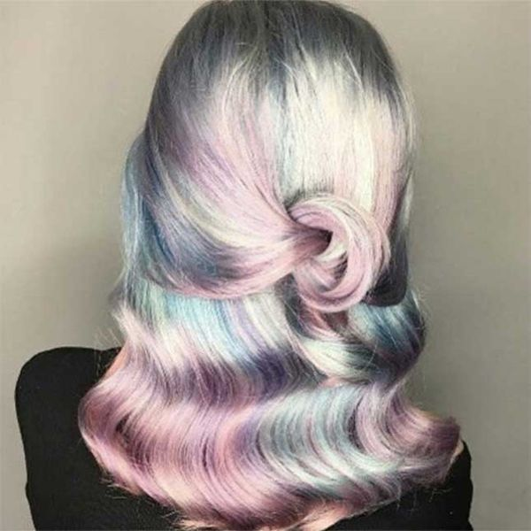 This New Hair Color Is the Prettiest Trend Yet