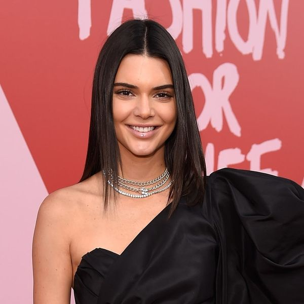Kendall Jenner Was Spotted Wearing… an Engagement Ring?
