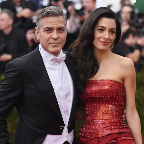 Everyone Already Loves the Clooney Twins