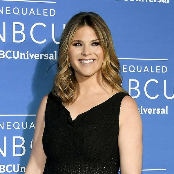 Tears Flow As Jenna Bush Hager and Today Show Hosts Share Thoughts About Body Image With Their Daughters