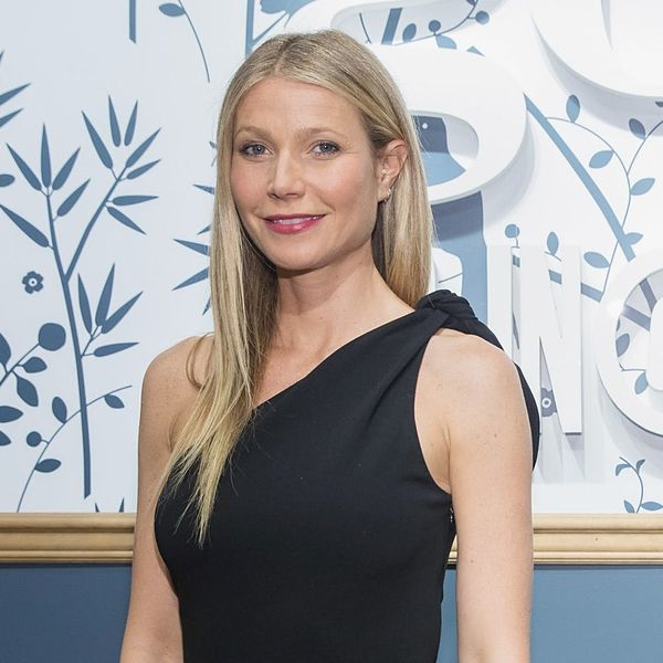 Gwyneth Paltrow Has Something Shocking (Yet Weirdly Relatable) to Say About Goop