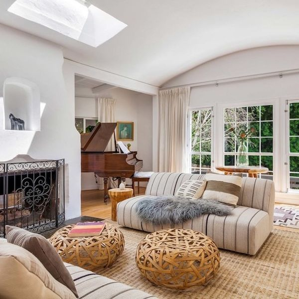 This Glee Star's Hollywood Hills Cottage Is on the Market for Almost $2 Million