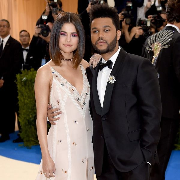 Selena Gomez Just Wore The Weeknd's Hoodie for a Stylish Show of Support