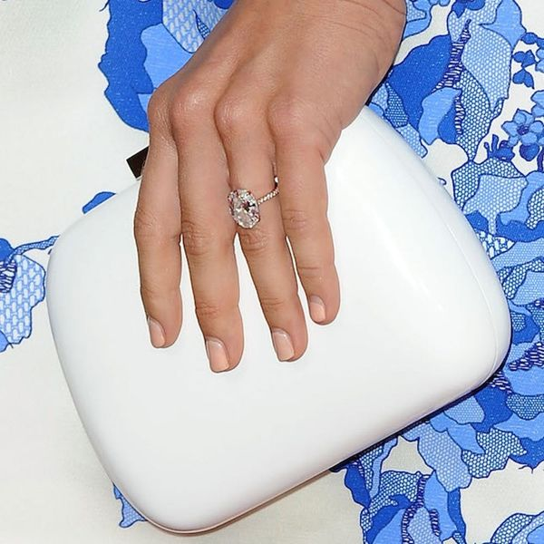 This Is the Most Popular Engagement Ring on Pinterest Right Now