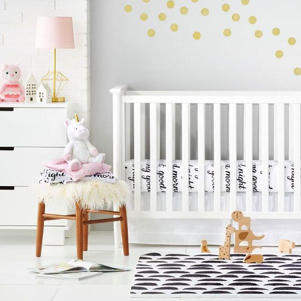 Target's New Baby Line Will Make Your Nursery Pinterest-Perfect