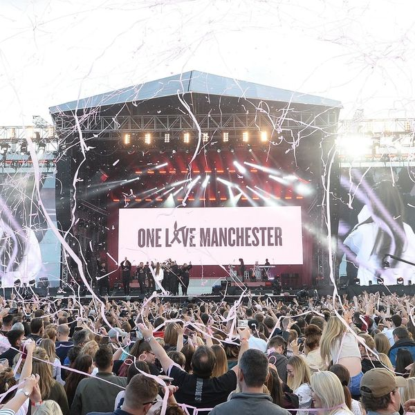 11 of the Most Heartwarming Moments from the Manchester Benefit Concert… So Far