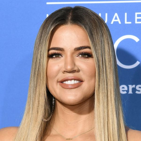 This Is What Khloé Kardashian Looks Like Without a Full Face of Makeup