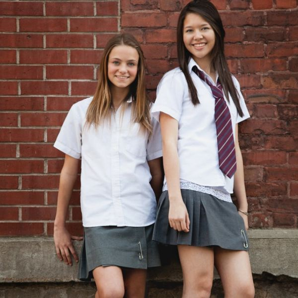 These Girls Staged the Chillest Protest EVER to Change Their School's Decades-Old Dress Code