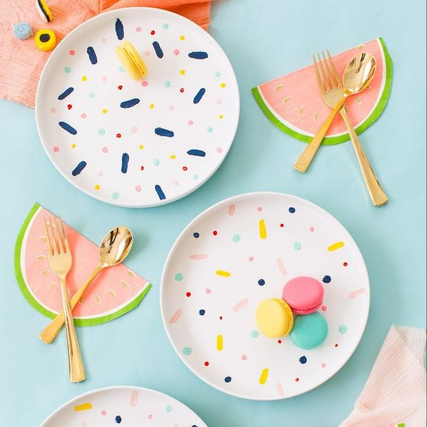 17 Colorful BBQ Essentials You Can Actually DIY