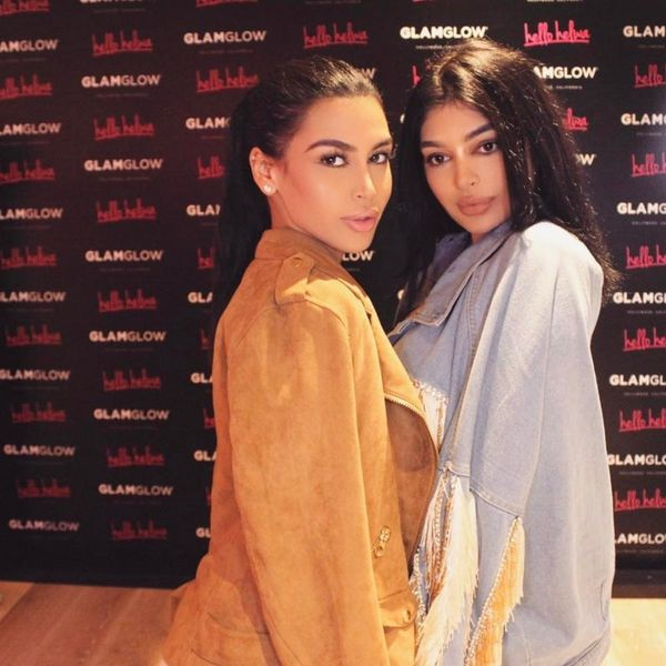 These Beauty Blogger Sisters Look So Much Like Kim Kardashian and Kylie Jenner, It's Eerie