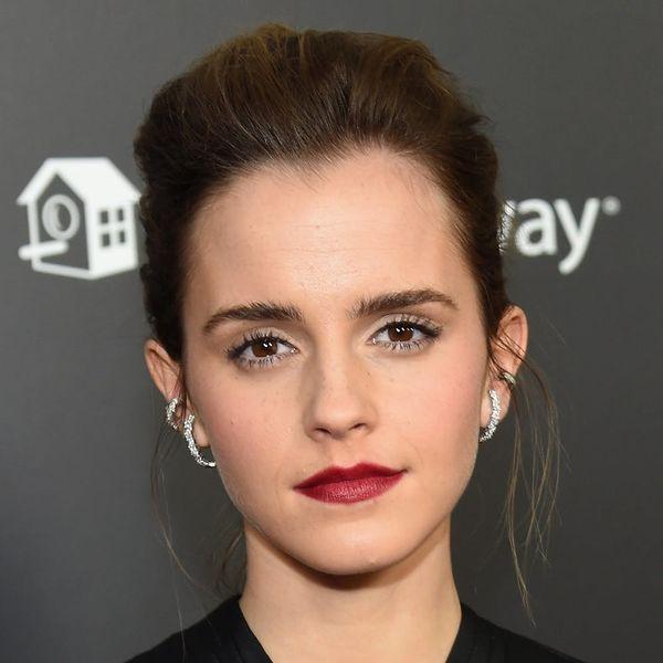 Emma Watson's Natural Beauty Guru Swears by This… Boob Oil?
