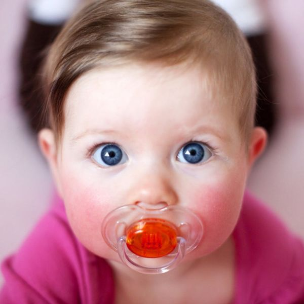 7 Things You Should Know About Pacifiers