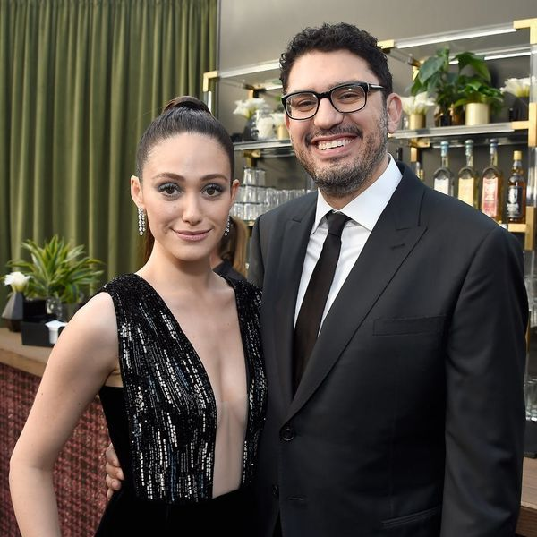 Emmy Rossum Is Married to Mr. Robot Creator Sam Esmail