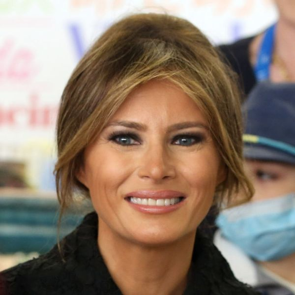 Melania Trump's Floral Jacket Costs $51,500