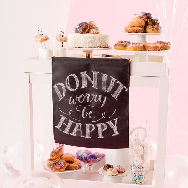 Make Your Dessert Dreams Come True With This DIY Donut Cart