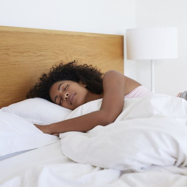 Pink Noise Could Be Your New Favorite Solution for a Good Night's Sleep
