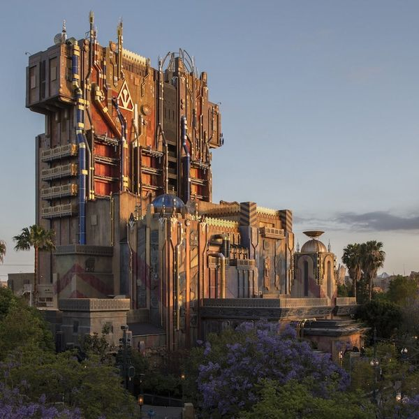 You'll Definitely Fall for Disneyland's New Guardians of the Galaxy Ride
