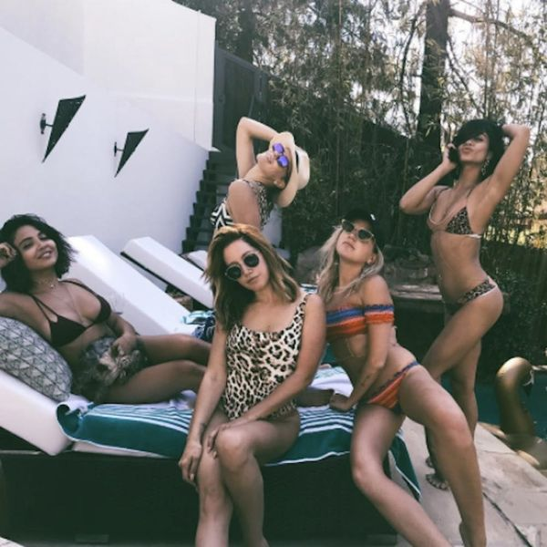 Live Vicariously Through 20 Celebs Who Are Partying It Up for Memorial Day Weekend