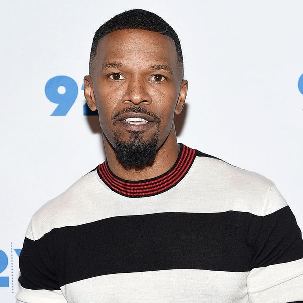 People Are Pissed at Jamie Foxx for Acting Out False Sign Language on TV