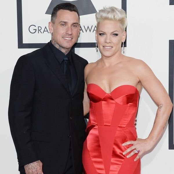 Carey Hart Presented Pink With the Most Unique Push Present Ever