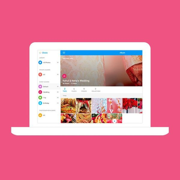 Track Down Those Mis-Hashtagged Wedding Photos With This New App