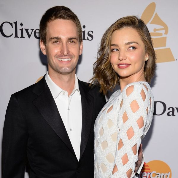 Evan Spiegel and Miranda Kerr Are Officially Husband and Wife!