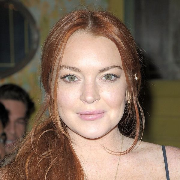 Lindsay Lohan Is Making Her Comeback With a Grace Kelly-Like Transformation