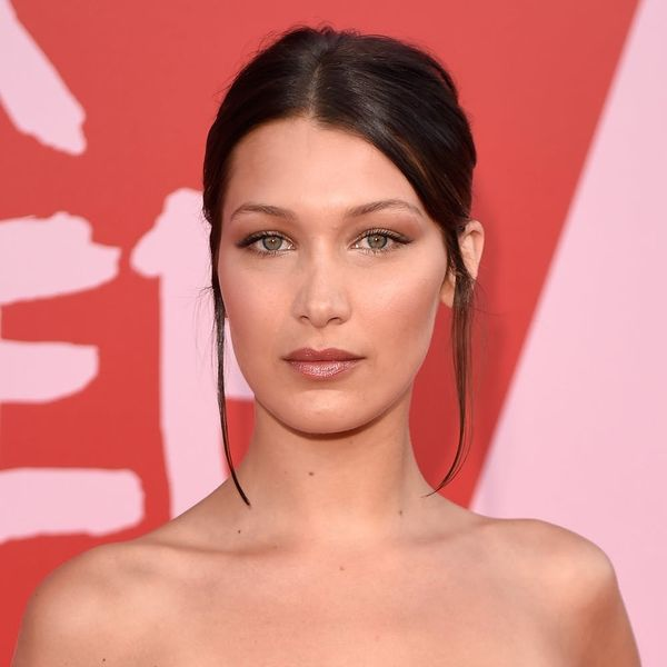 Bella Hadid and Leonardo DiCaprio Are Sparking Romance Rumors After Chatting It Up at Cannes