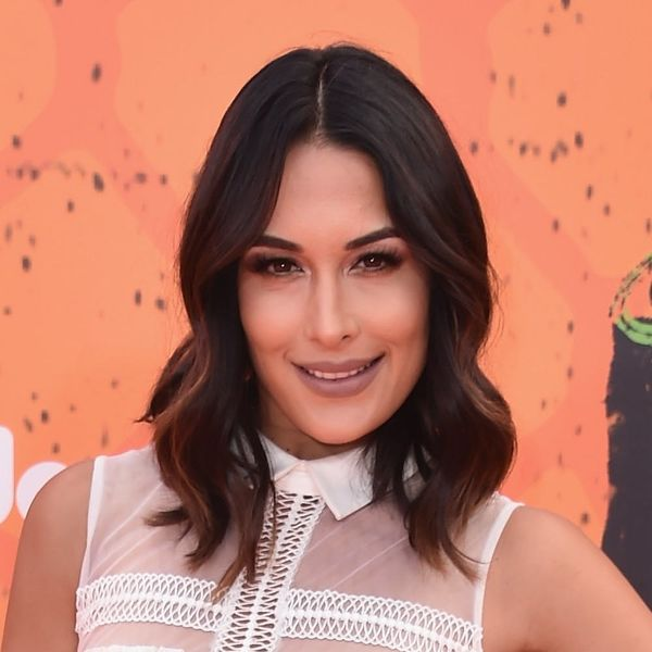 Brie Bella Shares Her First Family Photo With Baby Birdie