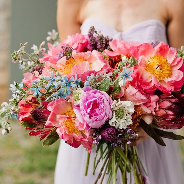 Check Out This Stunning Wedding Bouquet You Can DIY