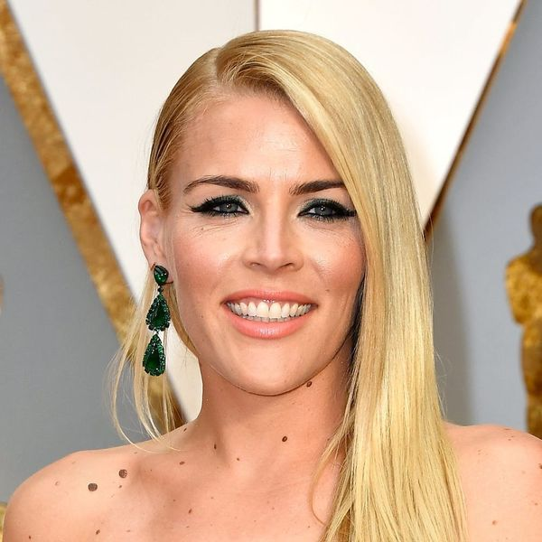 Busy Philipps Just Colored Her Hair Millennial Pink