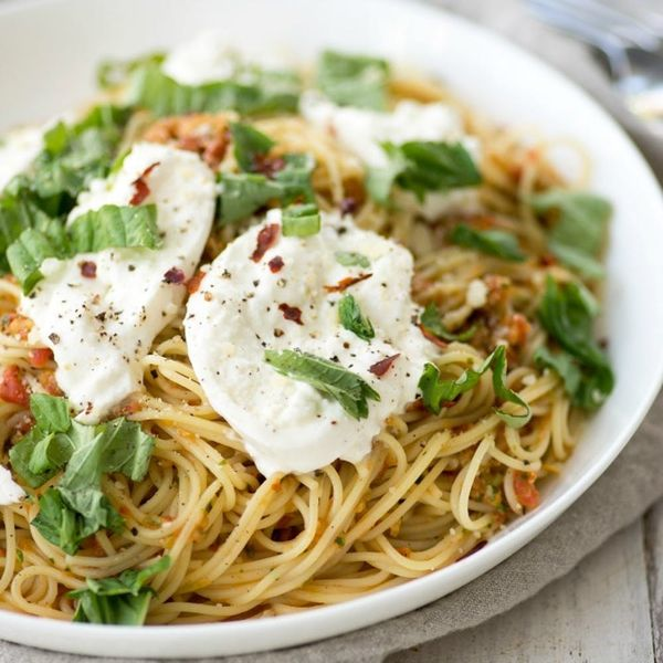 14 Recipes That Prove Angel Hair Pasta Makes the Best Dinner