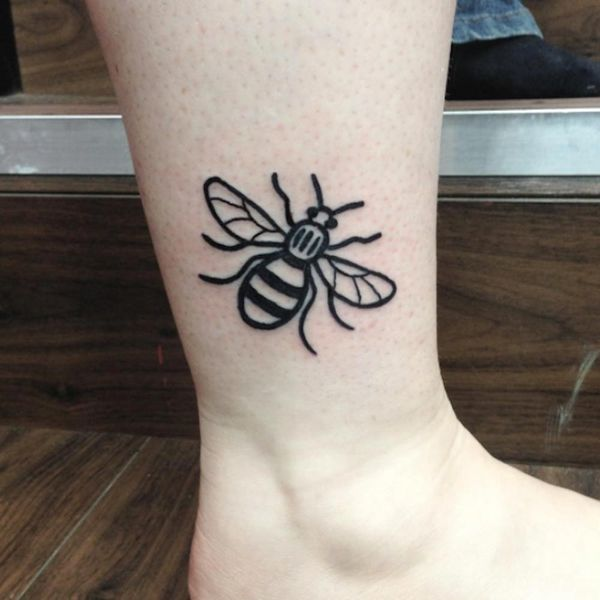 Why People Are Getting Bee Tattoos to Support the Victims from the Manchester Attack