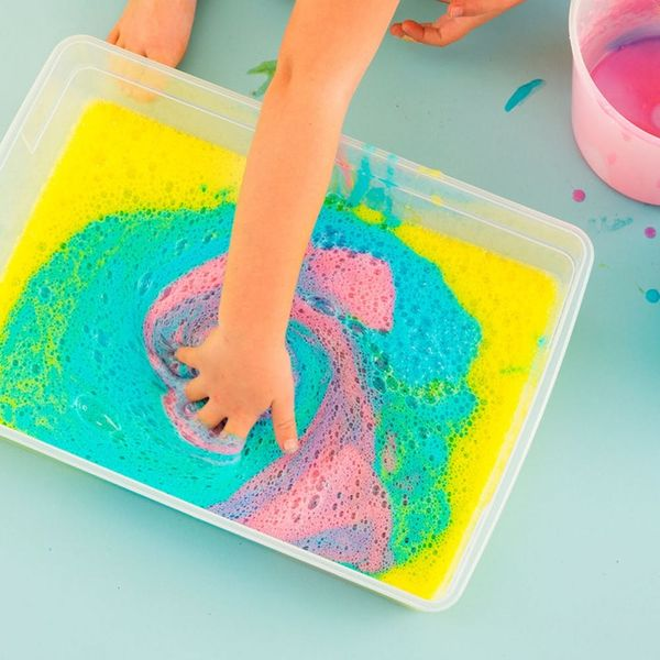 3 Rainbow Kid Activities That Are Totally Worth the Mess
