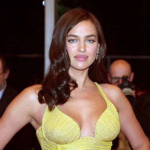 Irina Shayk Makes Post-Baby Red Carpet Debut Just 9 Weeks After Giving Birth
