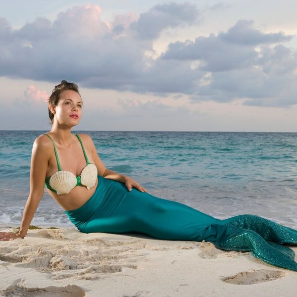 OMG: You Can Get a Job As a Mermaid Swim Instructor