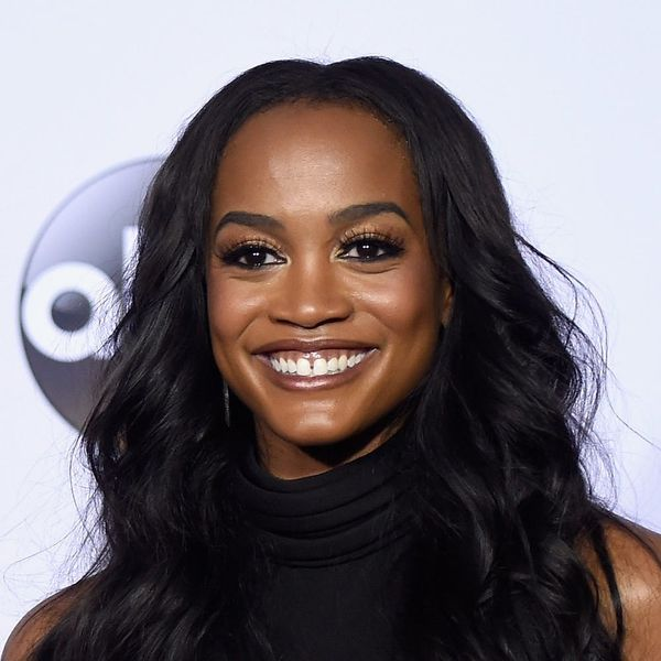 Rachel Lindsay's Bachelorette Premiere Gown Weighed 30 Freakin' Pounds