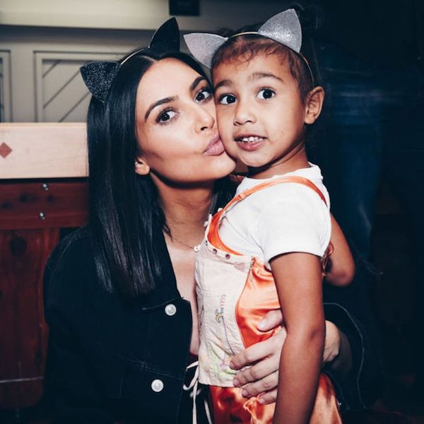 North West Telling the Paparazzi Not to Take Pics Isn't Cute — It's Sad