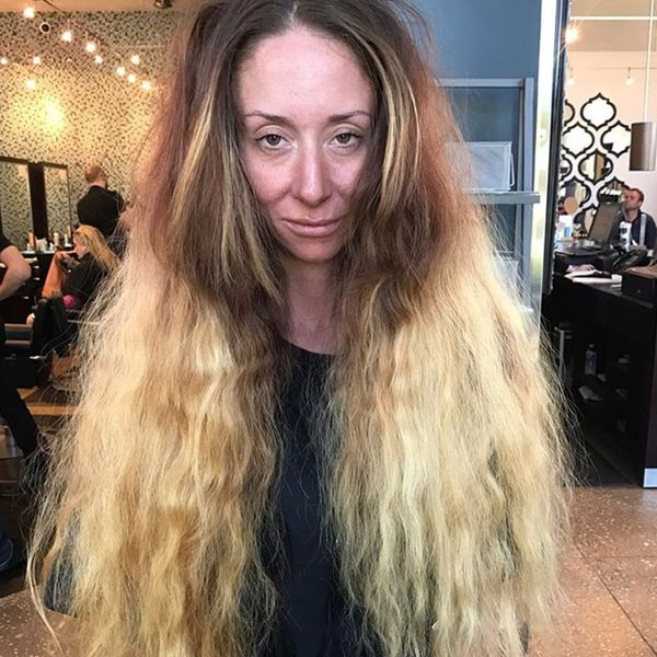 You Won't Believe This Woman's Epic Hair Makeover